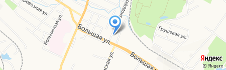 Актив-Строй на карте Хабаровска