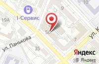 Схема проезда до компании Экслибр в Хабаровске