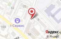 Схема проезда до компании Маринекс в Хабаровске