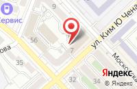 Схема проезда до компании Ркс Голд в Хабаровске