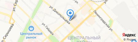 Мастерская фотографии на карте Хабаровска