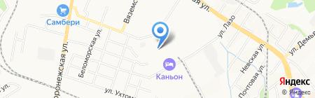 EcoStep-DV на карте Хабаровска