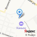 ПЭК на карте Хабаровска