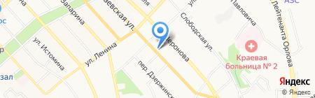 Травмпункт на карте Хабаровска