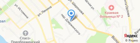 Event на карте Хабаровска