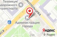 Схема проезда до компании ВОЛМА-Майкоп в Каменномостском