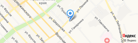 Компьютеры и серверы на карте Хабаровска