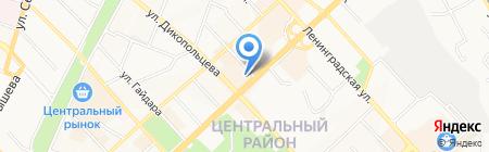 Золотое время на карте Хабаровска