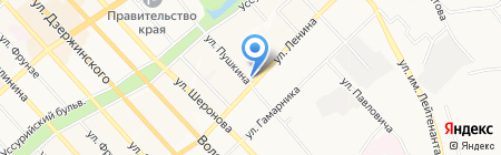 МТС Банк на карте Хабаровска