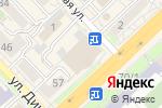 Схема проезда до компании Sweet Vape в Хабаровске