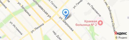 Центр консультаций по банкротству на карте Хабаровска