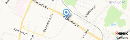 Жилпроект на карте Хабаровска