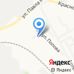 ФАКЕЛ ДВ на карте Хабаровска