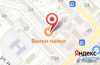 Схема проезда до компании Амурская Кооперация в Хабаровске