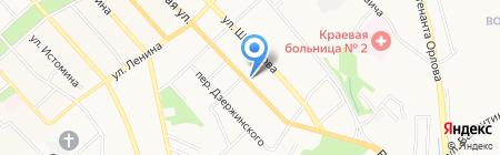 СКИФ ЯКУТСКИЕ КОЛБАСЫ на карте Хабаровска