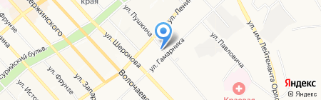 FELICITA на карте Хабаровска