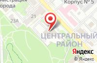 Схема проезда до компании Зетта Страхование в Хабаровске