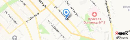 Magic на карте Хабаровска