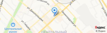 Rim-сервис на карте Хабаровска