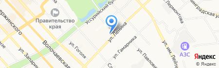 Твоя мода на карте Хабаровска