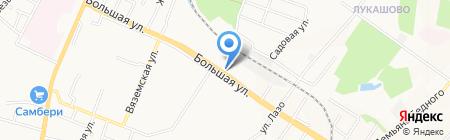 Техник-эконом на карте Хабаровска