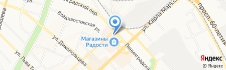Спортмастер на карте Хабаровска