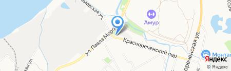 AVTOHELP27 на карте Хабаровска