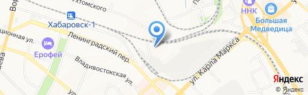 Бонус на карте Хабаровска