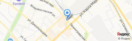 ВСТ Компания на карте Хабаровска
