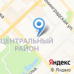 ВЛ Лоджистик на карте Хабаровска