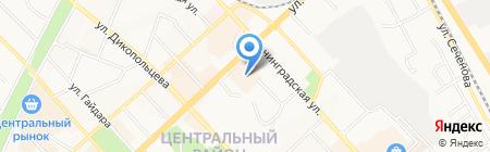 Лавка чудес на карте Хабаровска