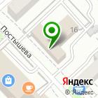 Местоположение компании Металлосбыт ДВ