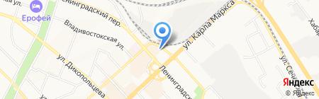 Ведомственная охрана Министерства энергетики РФ на карте Хабаровска