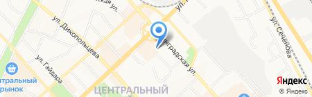Сладости для радости на карте Хабаровска