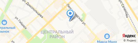 AUTO SHINE на карте Хабаровска