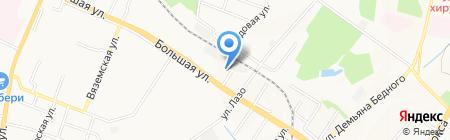 Компания по аренде помещений на карте Хабаровска