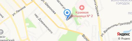 Наша Клиника на карте Хабаровска