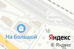 Схема проезда до компании СТРОЙУЧЁТСЕРВИС в Хабаровске