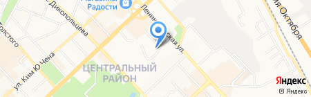 WebToAll на карте Хабаровска