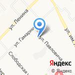 Вент-Строй на карте Хабаровска