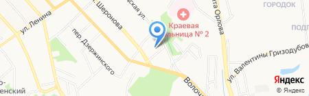 Strong на карте Хабаровска