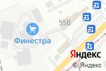 Схема проезда до компании Партнер в Хабаровске