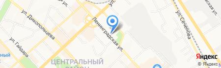 Модные камины на карте Хабаровска