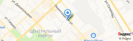 Хабаровская краевая детская библиотека им. Н.Д. Наволочкина на карте Хабаровска
