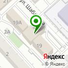 Местоположение компании Рекламная мастерская