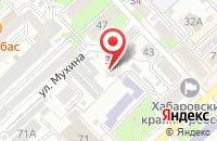 Схема проезда до компании Дизайн-Студия «Пилигрим» в Хабаровске