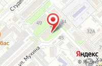 Схема проезда до компании Первый Медиа в Хабаровске