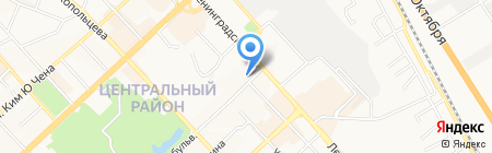 Всемирная миссия на карте Хабаровска
