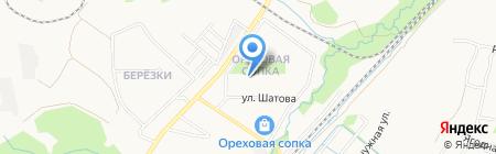 Магнит на карте Хабаровска