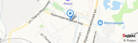 Хабаровская Оптика на карте Хабаровска